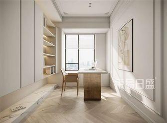 140平米四混搭风格书房装修案例