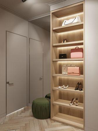 经济型90平米三室一厅北欧风格衣帽间装修图片大全