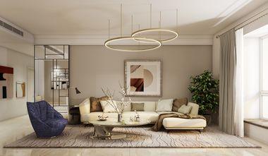 20万以上120平米三混搭风格客厅装修效果图