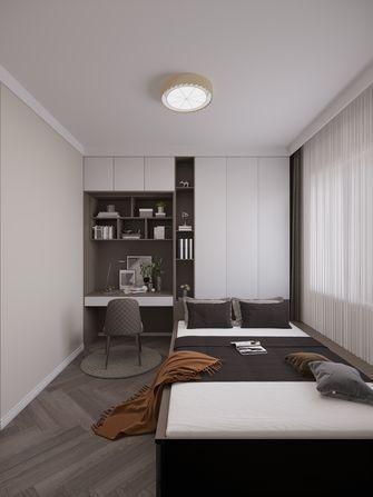 140平米四室两厅现代简约风格卧室效果图