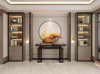 富裕型140平米复式中式风格玄关欣赏图