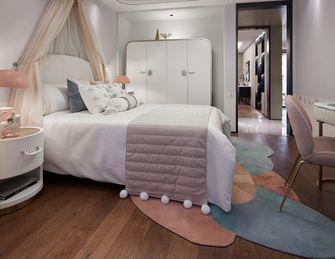 120平米三室一厅英伦风格青少年房效果图