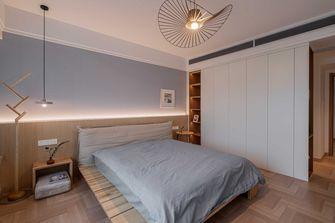 富裕型140平米四室四厅北欧风格卧室图