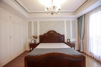 20万以上140平米三室两厅美式风格卧室图