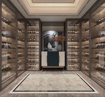 140平米三室两厅地中海风格衣帽间图