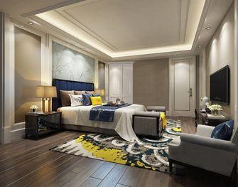 140平米四室两厅地中海风格卧室图