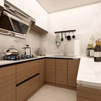 经济型60平米日式风格厨房装修效果图