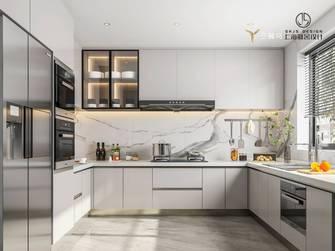 富裕型140平米三田园风格厨房装修效果图