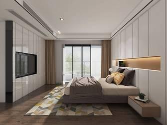 140平米工业风风格卧室欣赏图