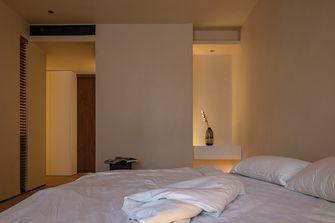 120平米三日式风格卧室效果图