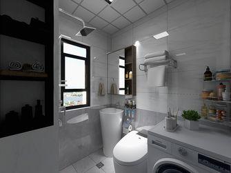 富裕型130平米三室一厅工业风风格卫生间装修案例