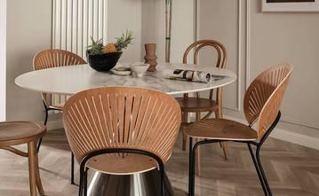 120平米法式风格餐厅效果图