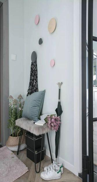 豪华型三室两厅北欧风格玄关图片大全