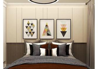 5-10万60平米公寓日式风格卧室图