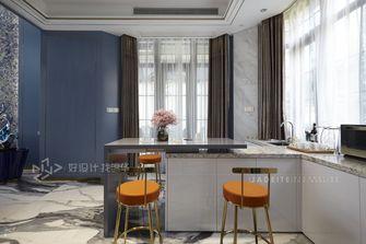 140平米别墅轻奢风格餐厅图片