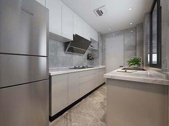 20万以上140平米三混搭风格厨房设计图