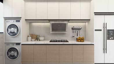 富裕型80平米北欧风格厨房欣赏图