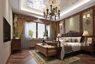豪华型140平米复式新古典风格卧室装修案例