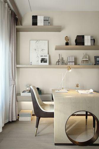 15-20万80平米欧式风格书房装修效果图