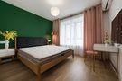 经济型80平米北欧风格卧室设计图