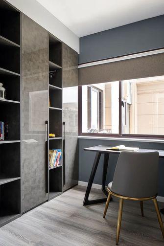 经济型80平米公寓轻奢风格书房设计图