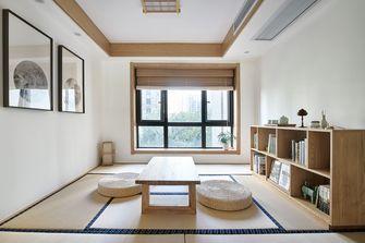 豪华型90平米日式风格书房图