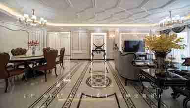 10-15万140平米四室一厅欧式风格餐厅装修图片大全