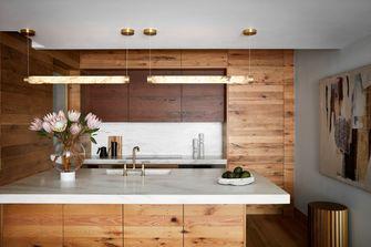130平米三混搭风格厨房设计图