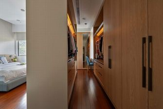 20万以上130平米三日式风格卧室装修效果图