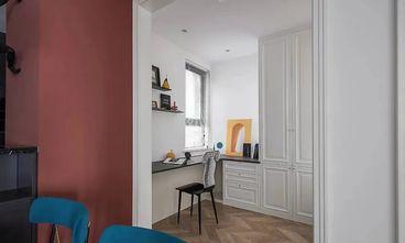 70平米三室两厅欧式风格书房装修图片大全