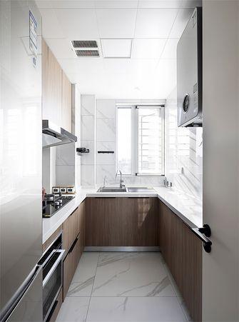富裕型90平米四室两厅混搭风格厨房图片大全