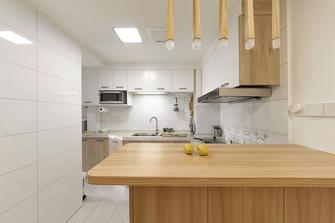 富裕型90平米日式风格厨房装修图片大全
