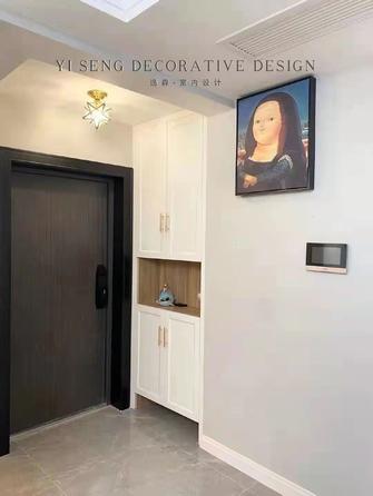 经济型80平米三室两厅北欧风格玄关装修图片大全
