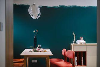 经济型100平米三室两厅日式风格餐厅装修图片大全