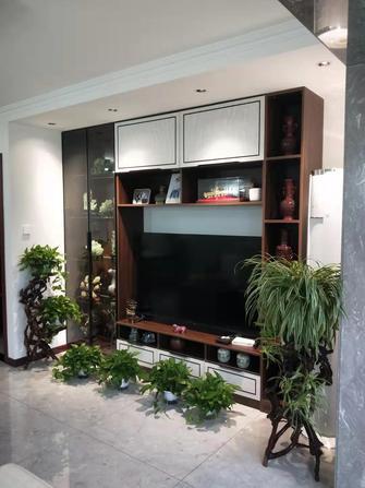 经济型120平米三新古典风格客厅装修案例