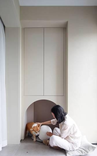 100平米三室一厅现代简约风格阳台装修案例