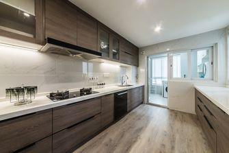 豪华型140平米别墅现代简约风格厨房装修效果图