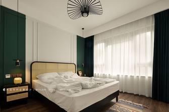 富裕型120平米四新古典风格卧室欣赏图