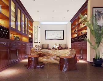 豪华型140平米别墅中式风格储藏室图片大全