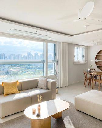 富裕型140平米三室一厅北欧风格阳台效果图