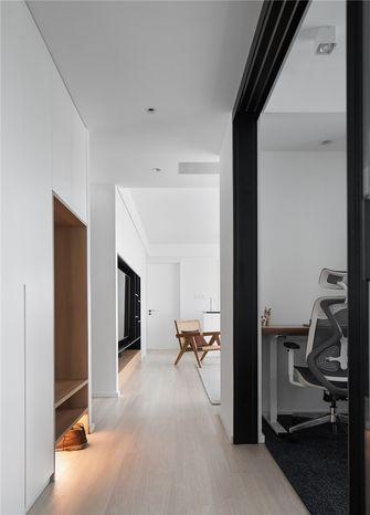 5-10万110平米四室两厅混搭风格走廊装修图片大全