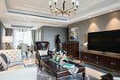 豪华型140平米三室两厅美式风格走廊效果图