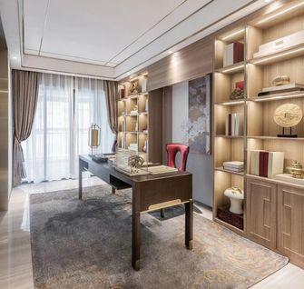 经济型80平米轻奢风格书房欣赏图