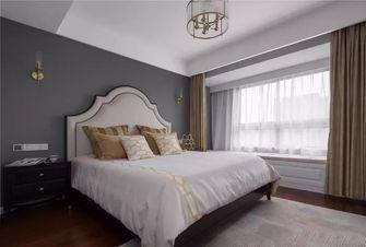 3万以下130平米三室两厅美式风格卧室装修图片大全