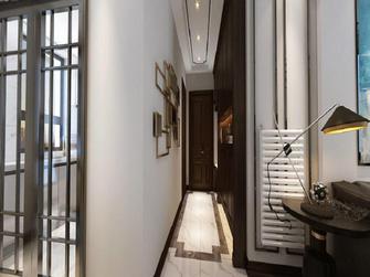 豪华型四室两厅轻奢风格走廊设计图