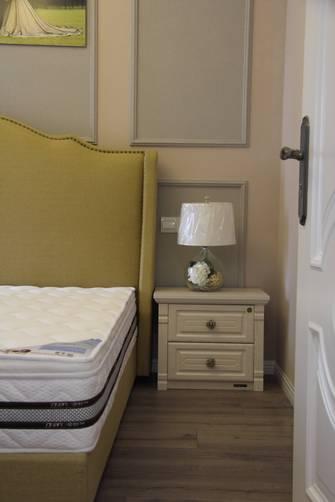 15-20万90平米三室两厅美式风格卧室装修案例