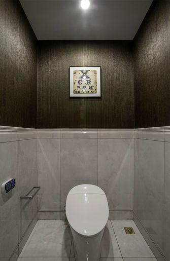 20万以上110平米三室一厅欧式风格卫生间图