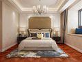 豪华型140平米四室两厅欧式风格卧室装修图片大全