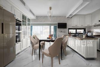 豪华型140平米别墅欧式风格厨房欣赏图