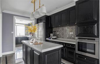 20万以上140平米别墅美式风格厨房装修图片大全